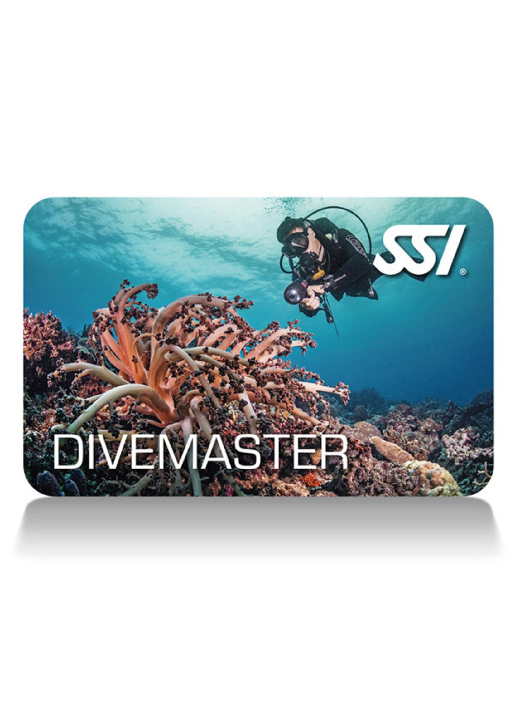 SSI Pro Divemaster
