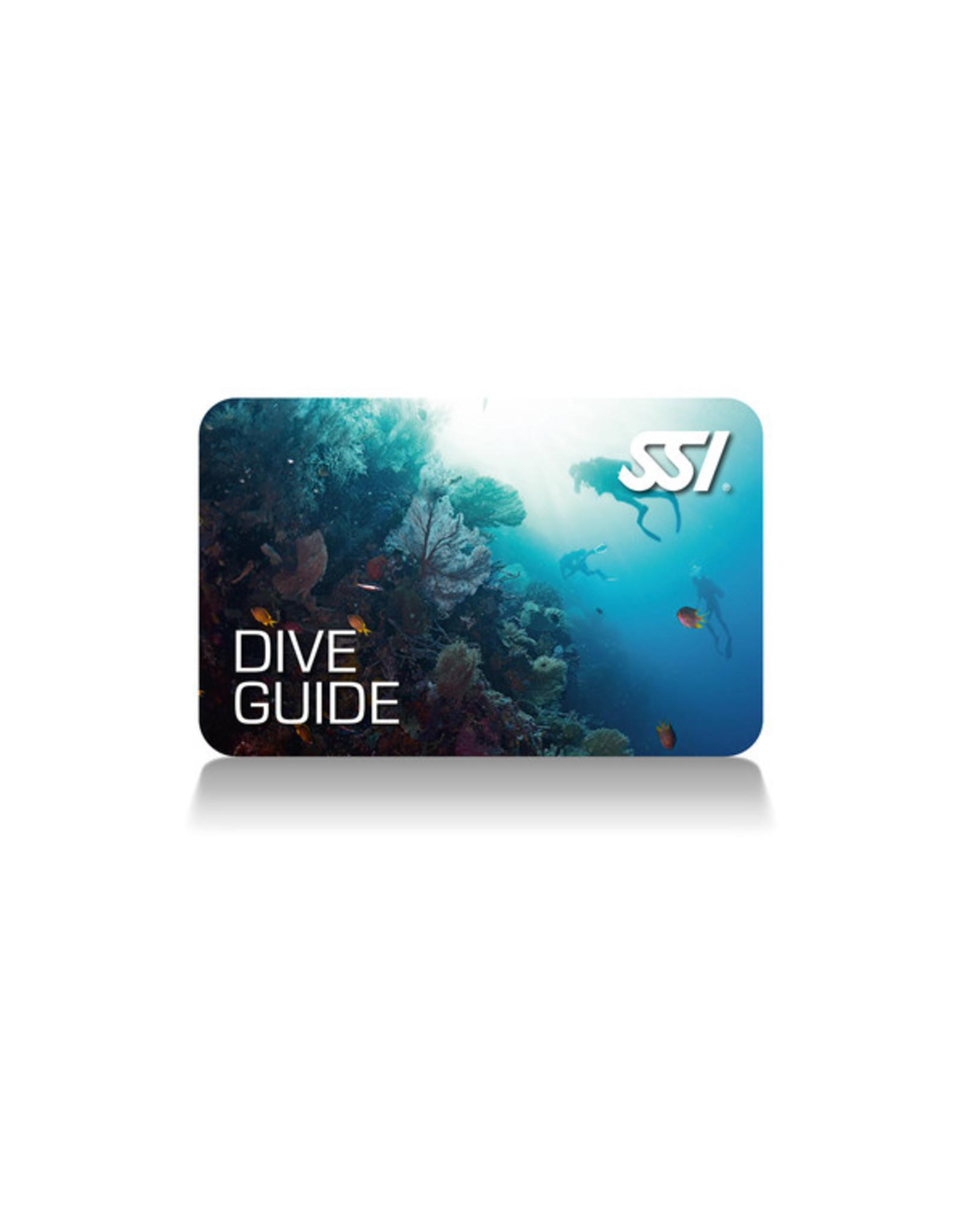 SSI SSI Dive Guide