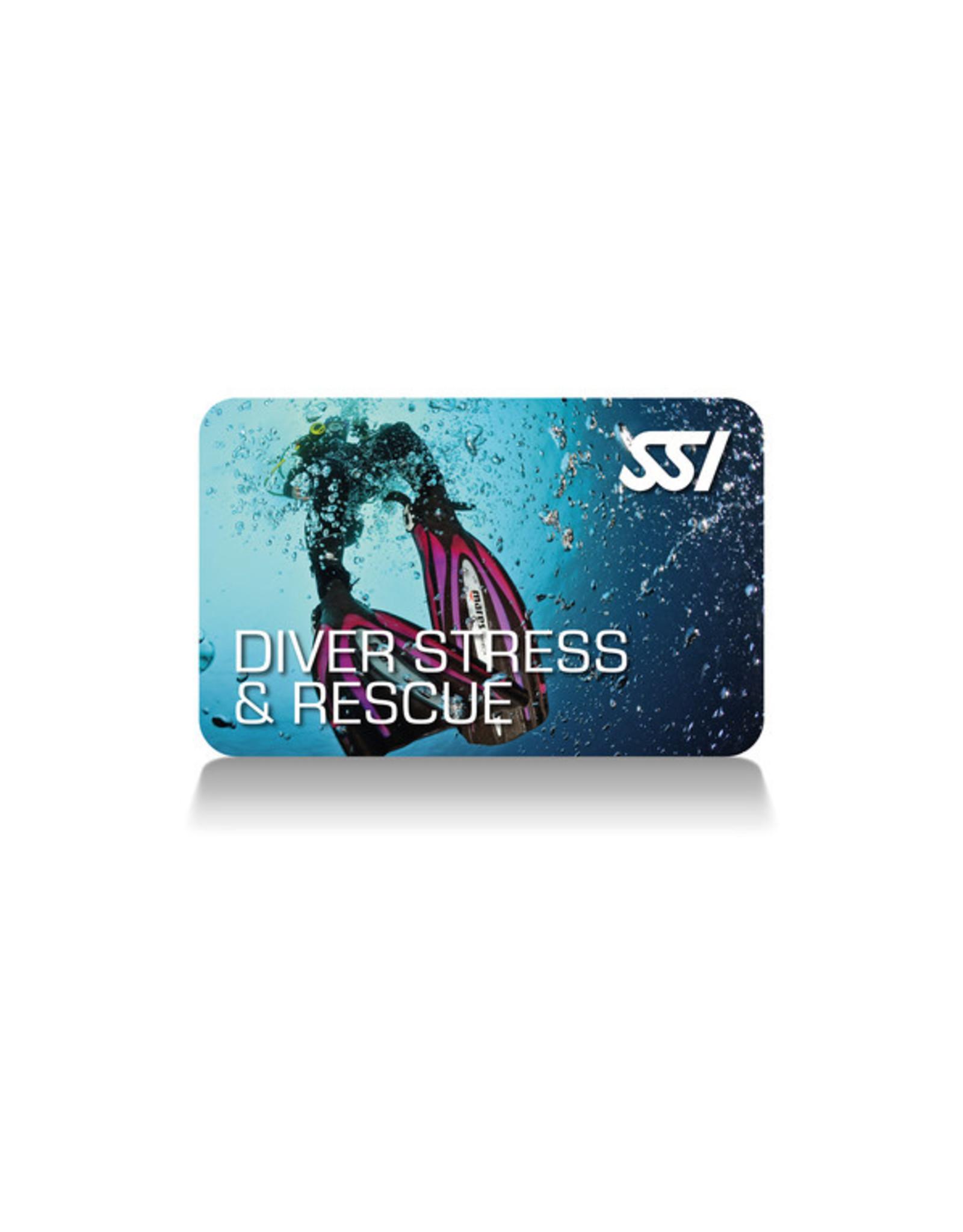 SSI SSI Diver Stress & Rescue