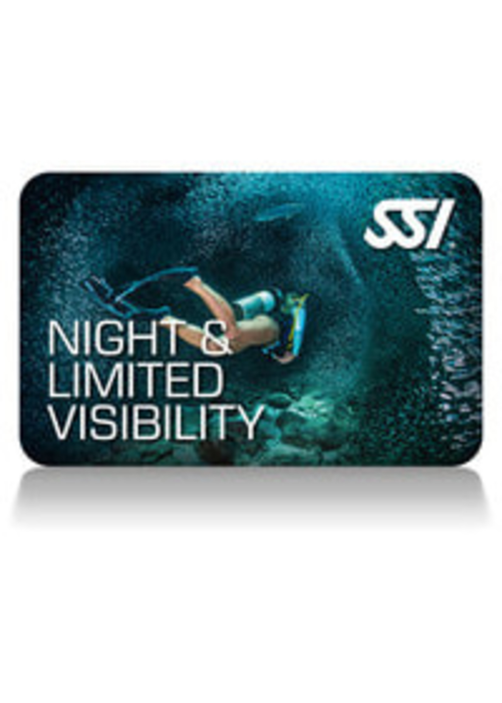 SSI Night and limited visibility Diving Specialty