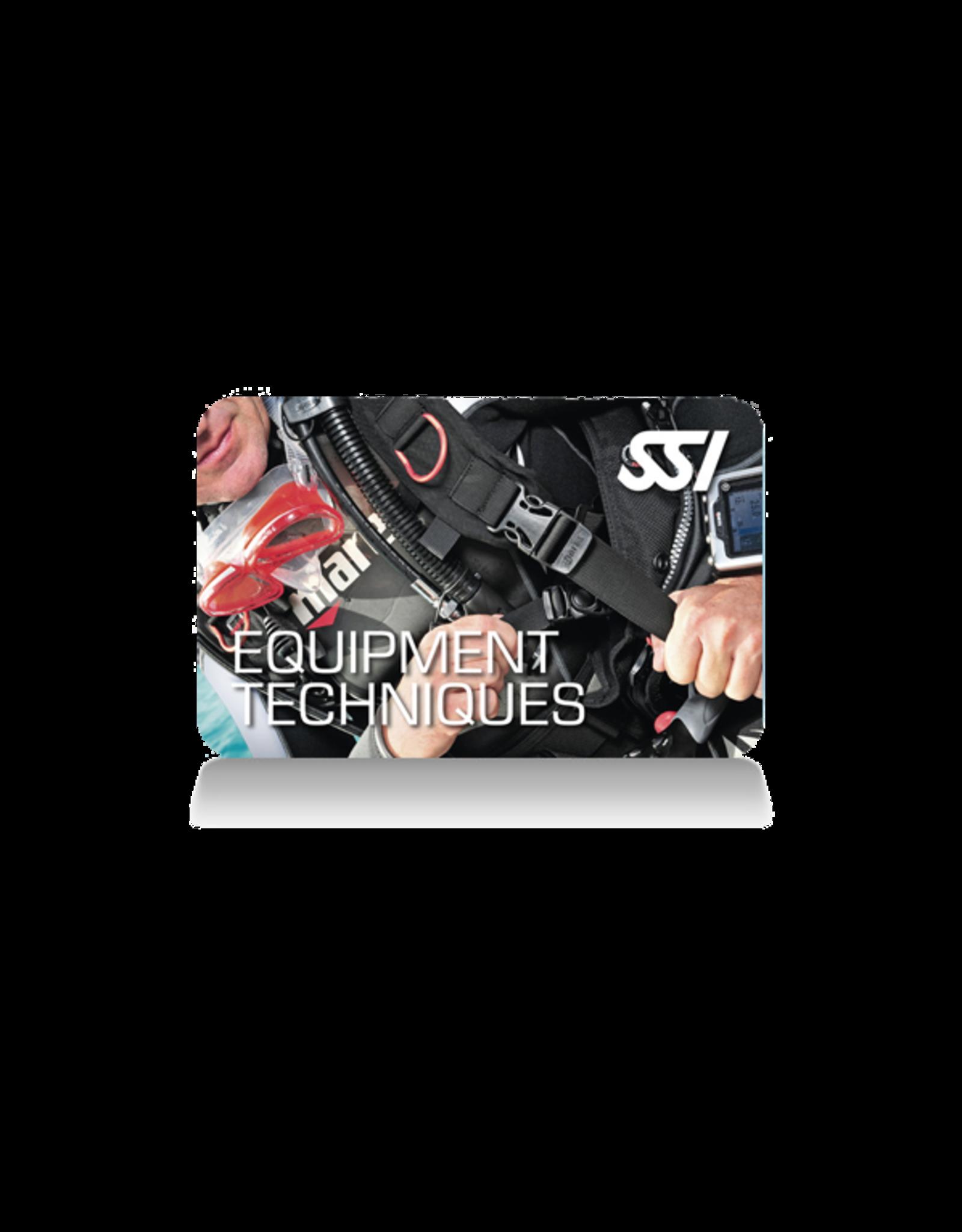 SSI SSI Equipment Techniques Specialty