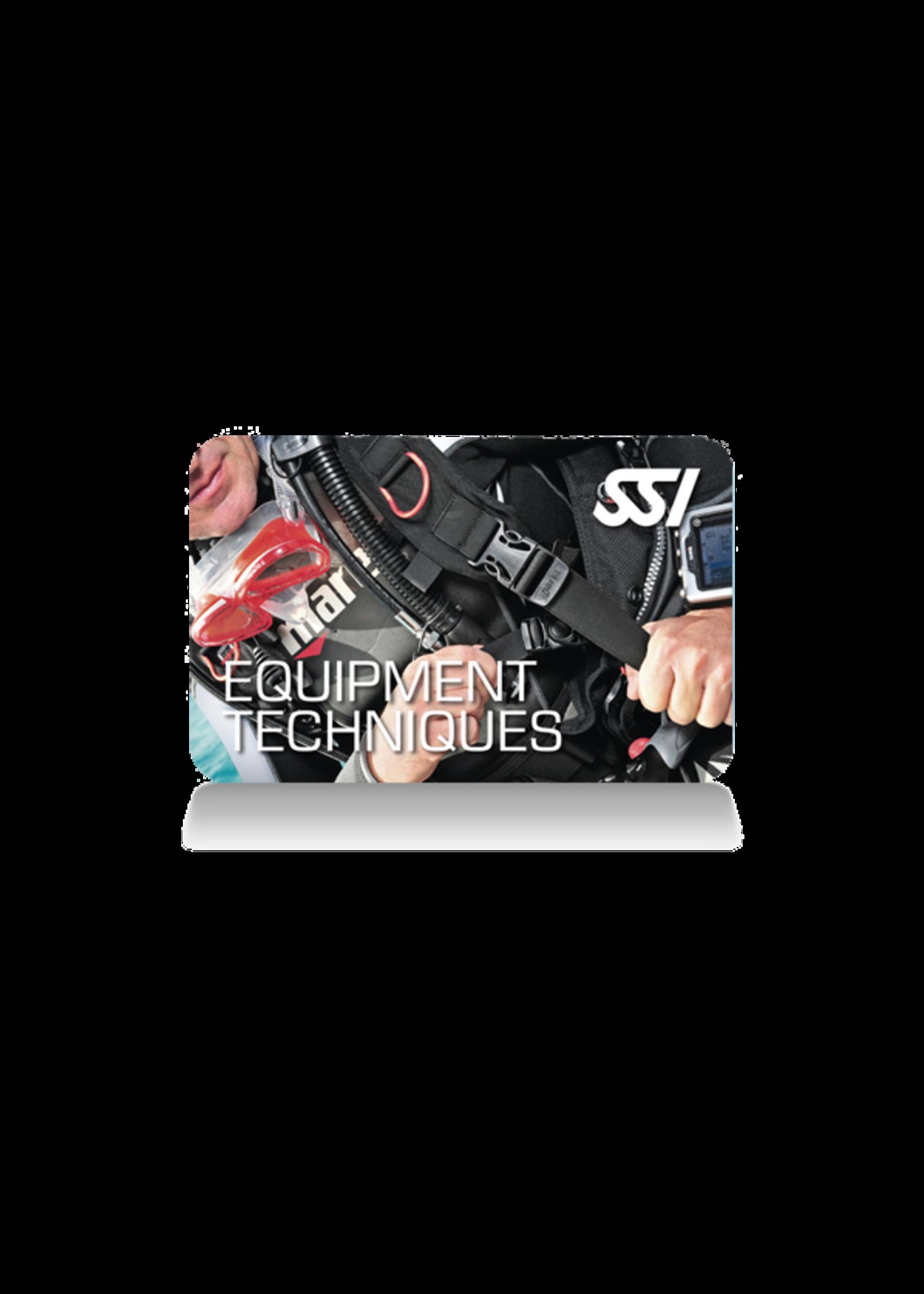 SSI Equipment Techniques Specialty