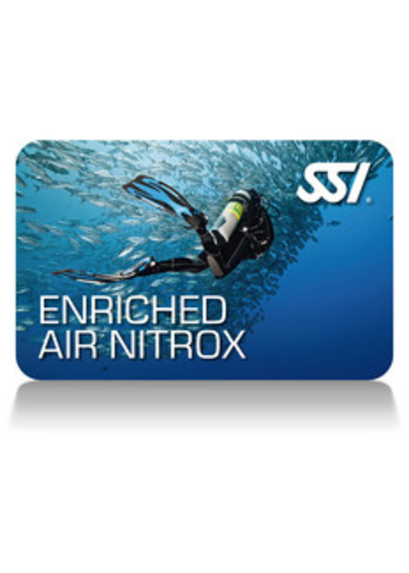 SSI Enriched Air Nitrox Specialty