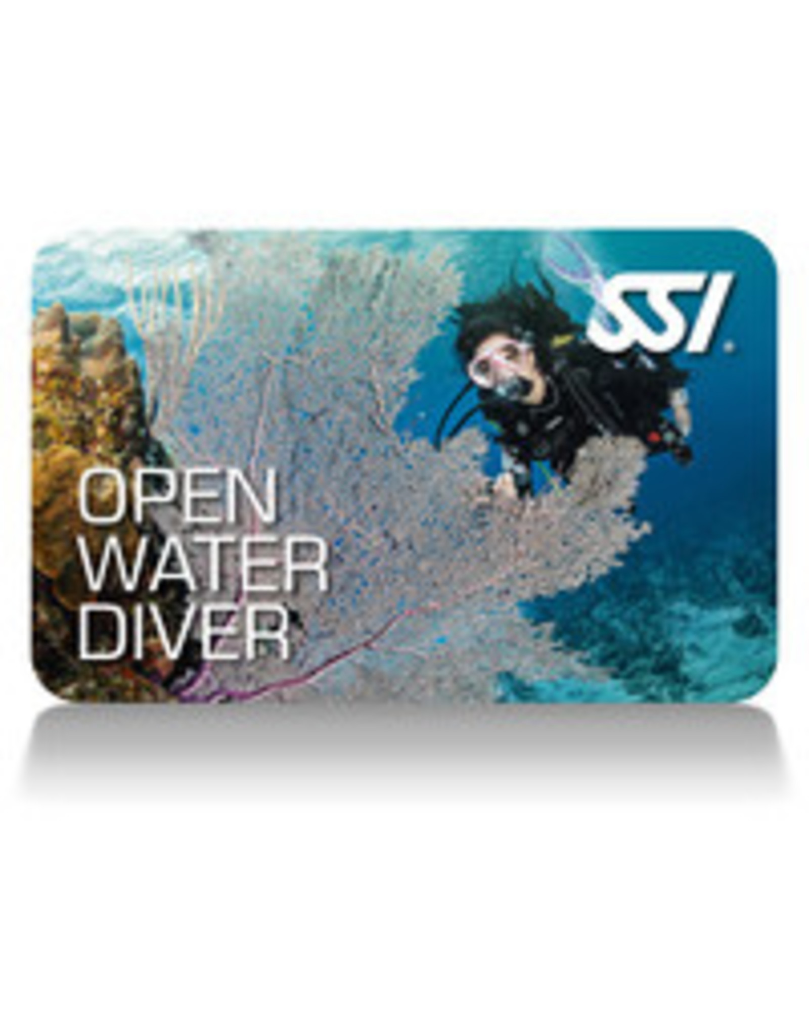SSI SSI Open Water Diver