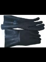 Black Pro Dry Gloves met binnen handschoenen
