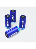 cr123 batterijen 1400mAh set van 2