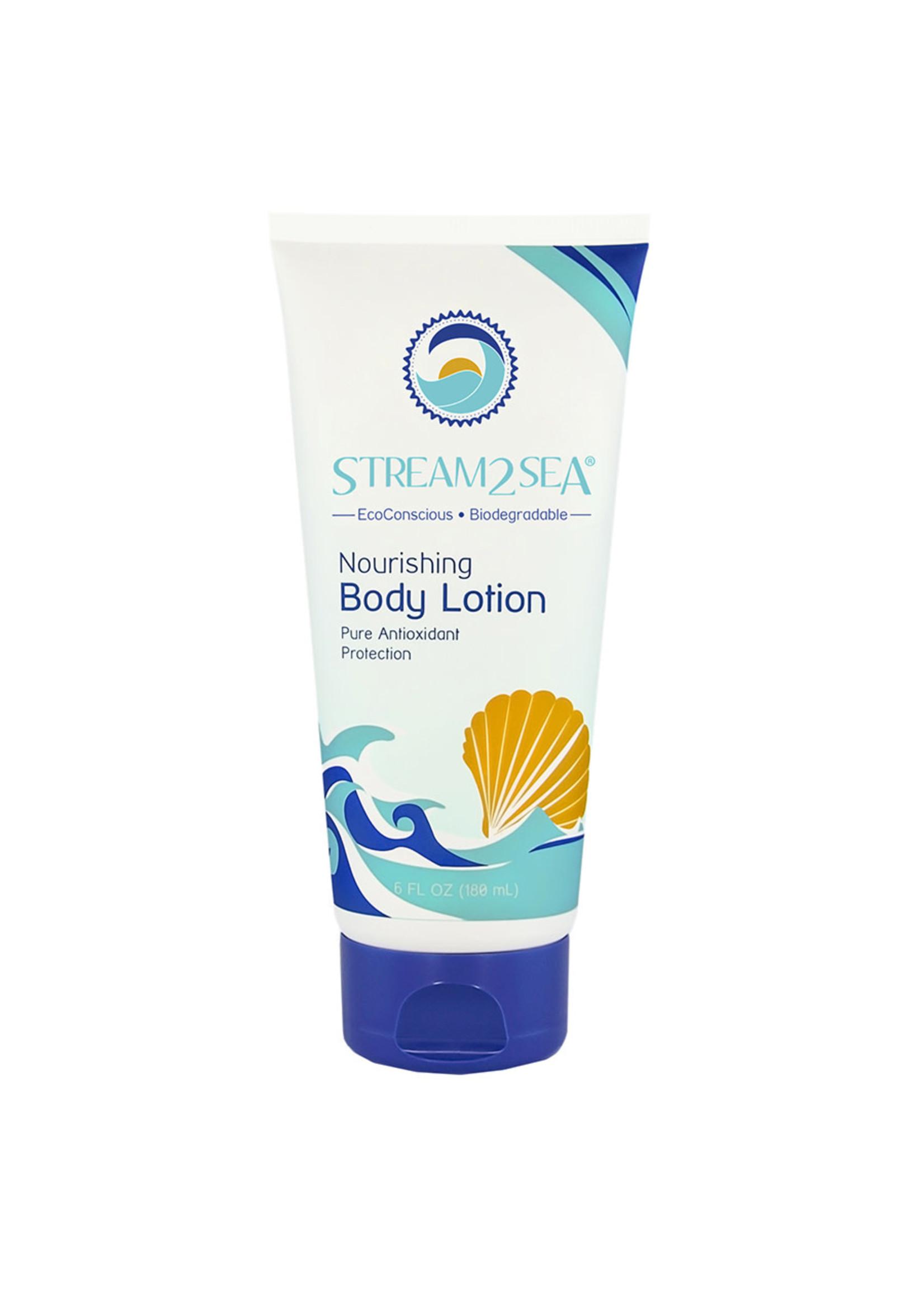 Stream2Sea Stream2Sea Nourishing After-sun Body Lotion 6oz/180ml