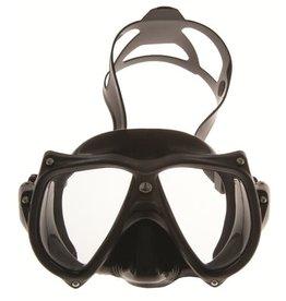 Aqua Lung Aqualung Teknika masker - zwart