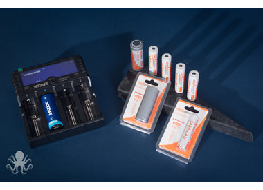 Batterijen | Laders