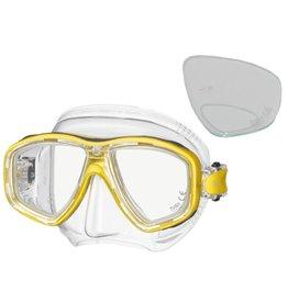 TUSA TUSA Ceos Masker Glazen op sterkte - lees