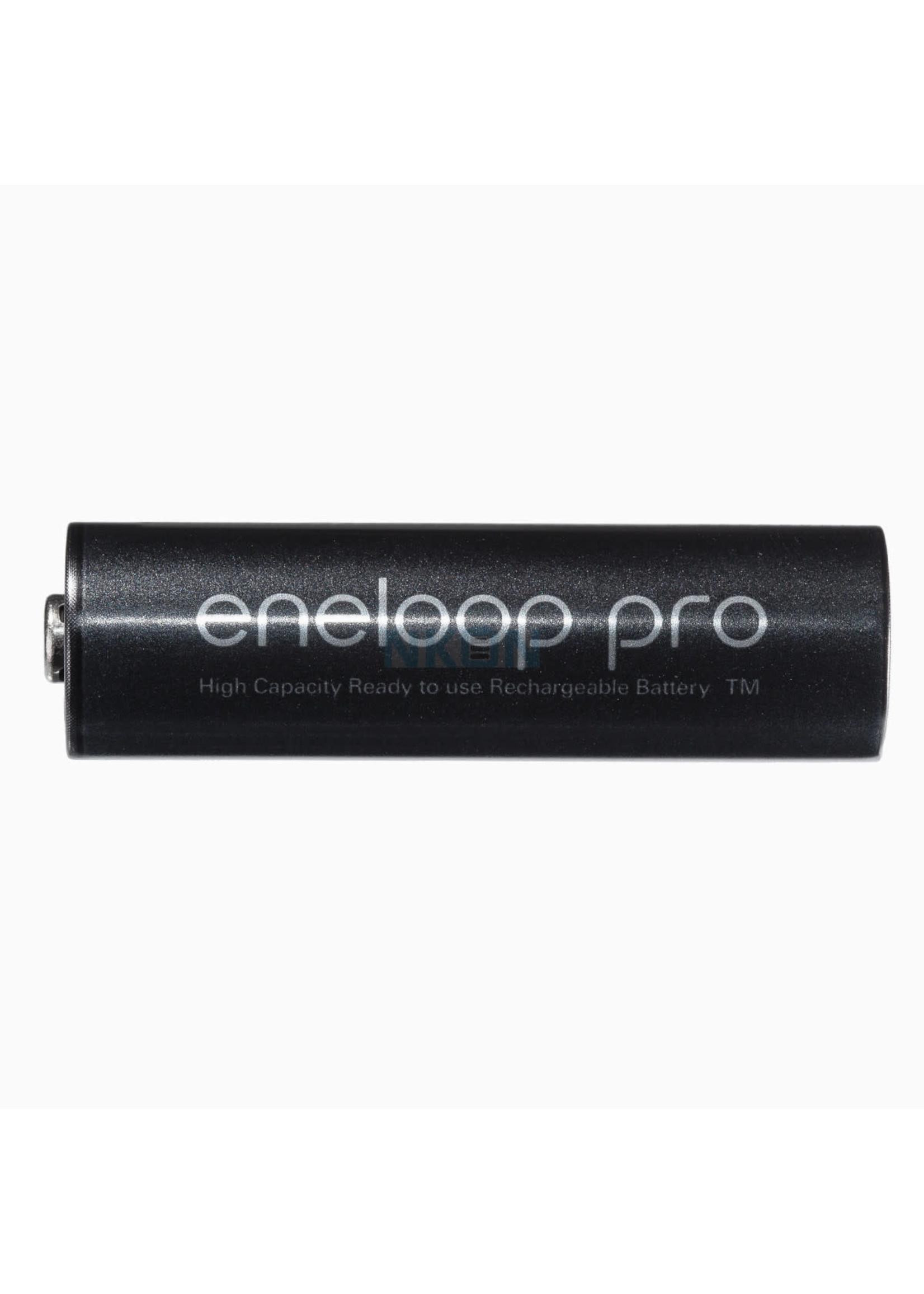 Eneloop PRO - Recharcheable AA 2500mAh