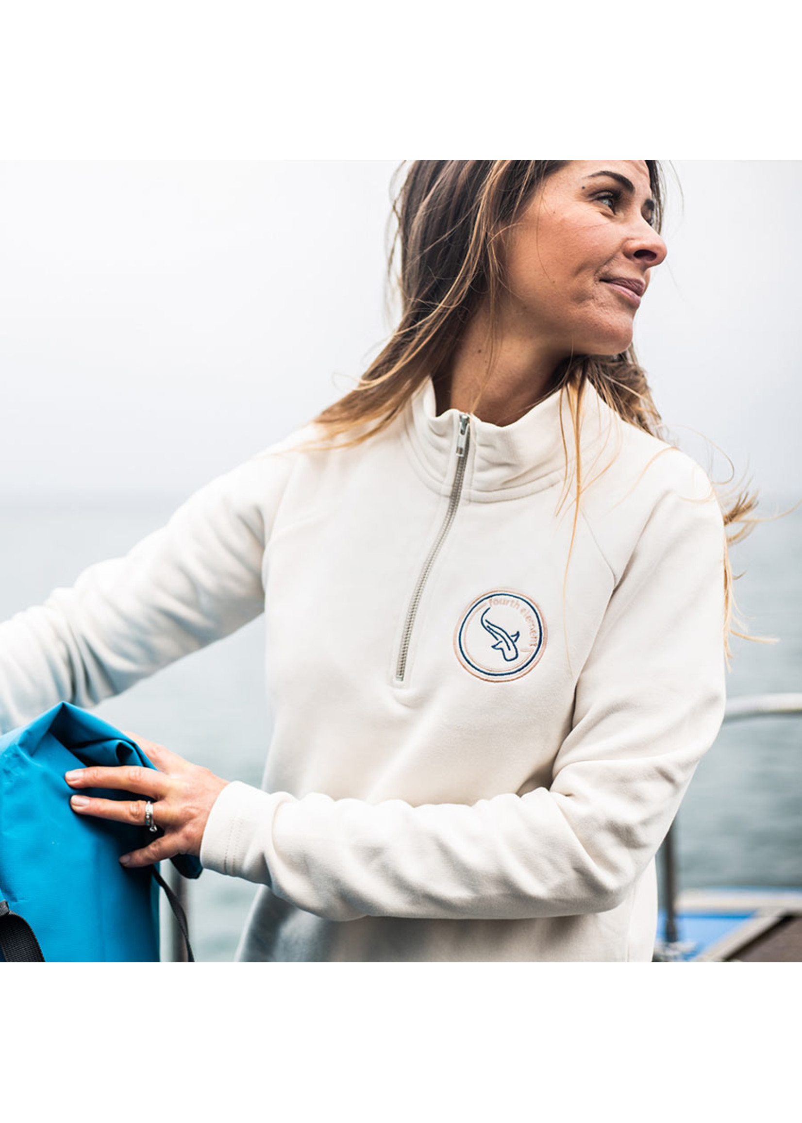 Fourth Element Fourth Element One Ocean Sweater - vrouw