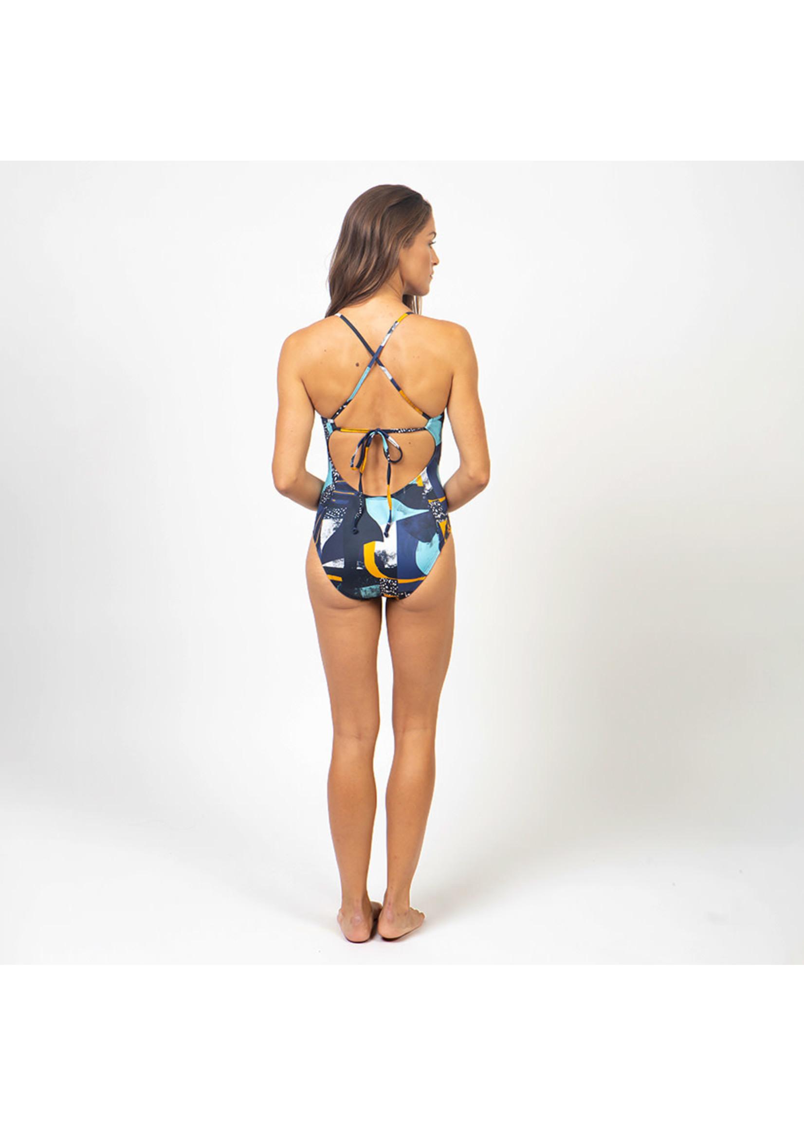 Fourth Element Fourth Element Harlequin Swimsuit