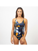 Fourth Element Fourth Element Harlequin Swimsuit