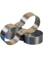 Twinningbands met bolt kit - diverse varianten
