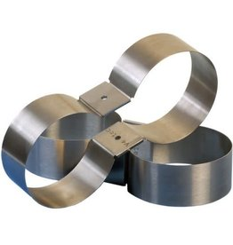 V4TEC V4TEC Twinningbands met bolt kit - diverse varianten