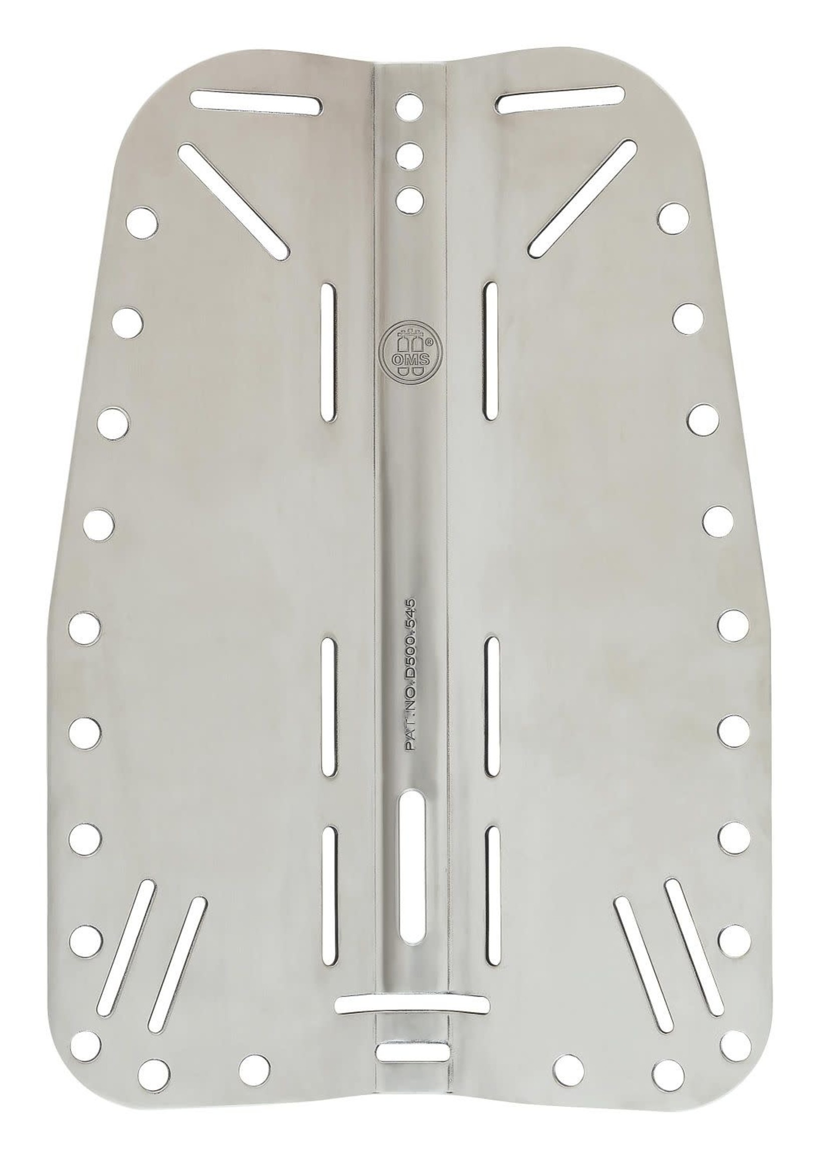 OMS OMS SS backplate