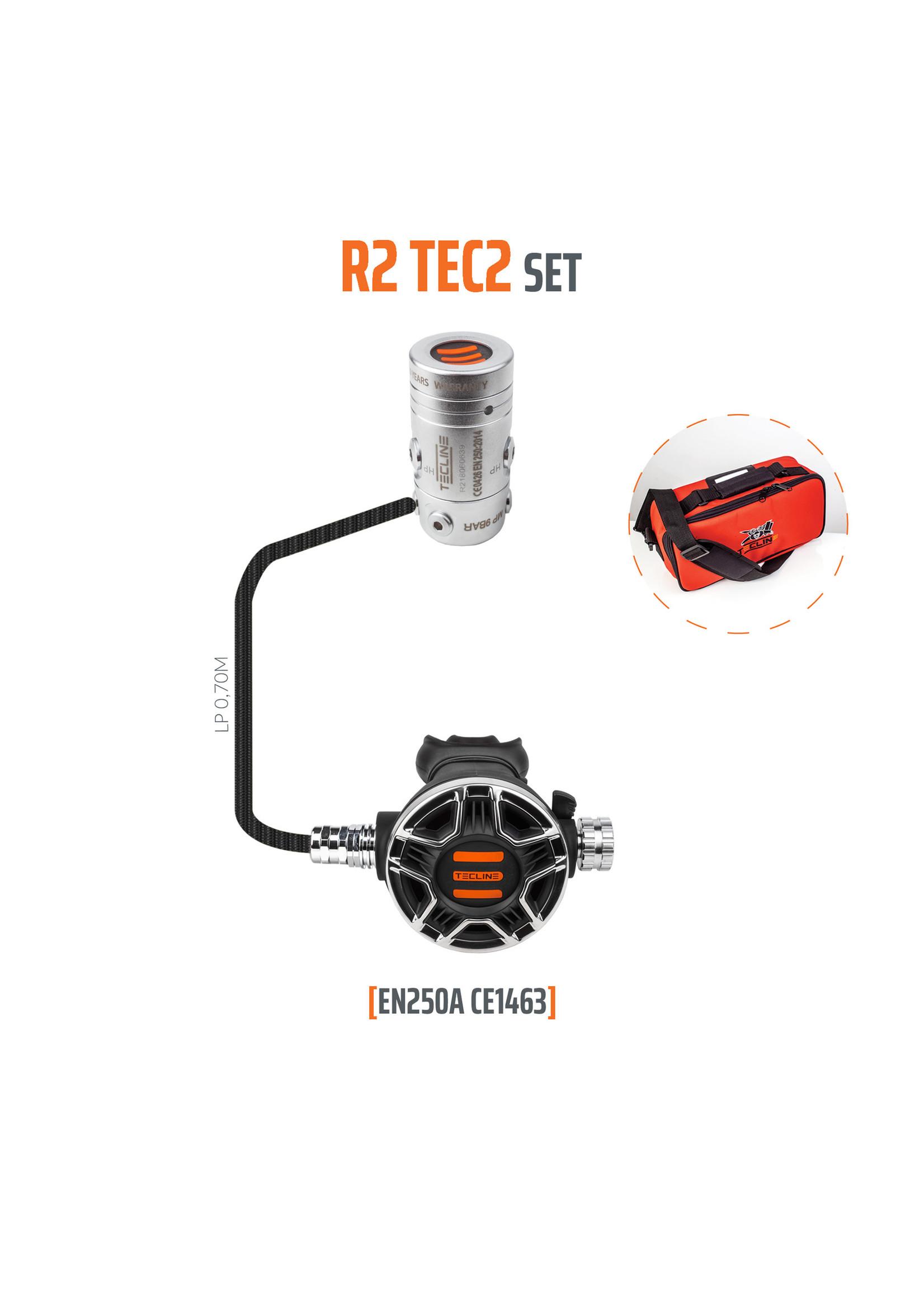 TecLine Tecline R2 TEC2 set