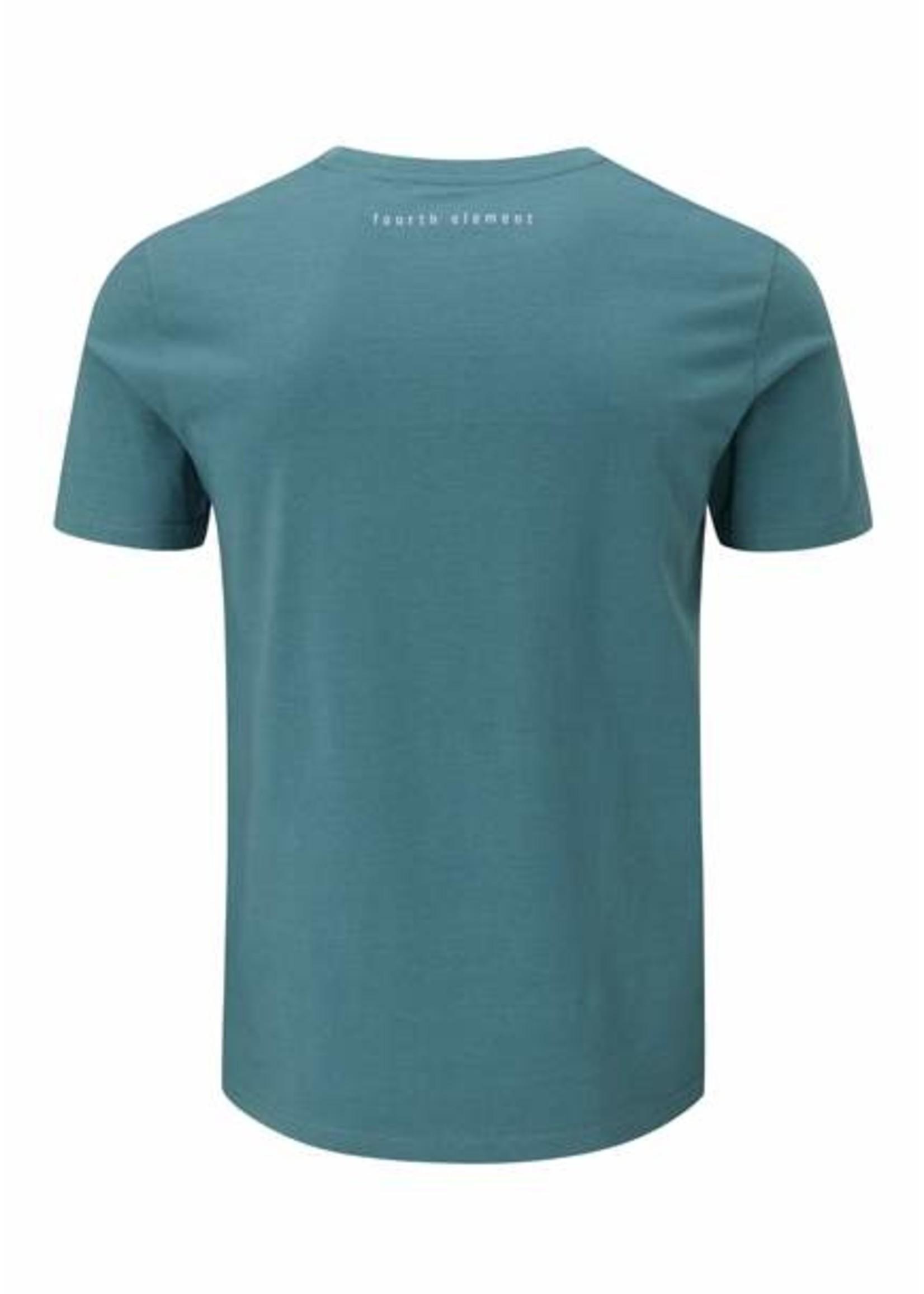 Fourth Element Fourth Element Humpback Petrol T-Shirt - man