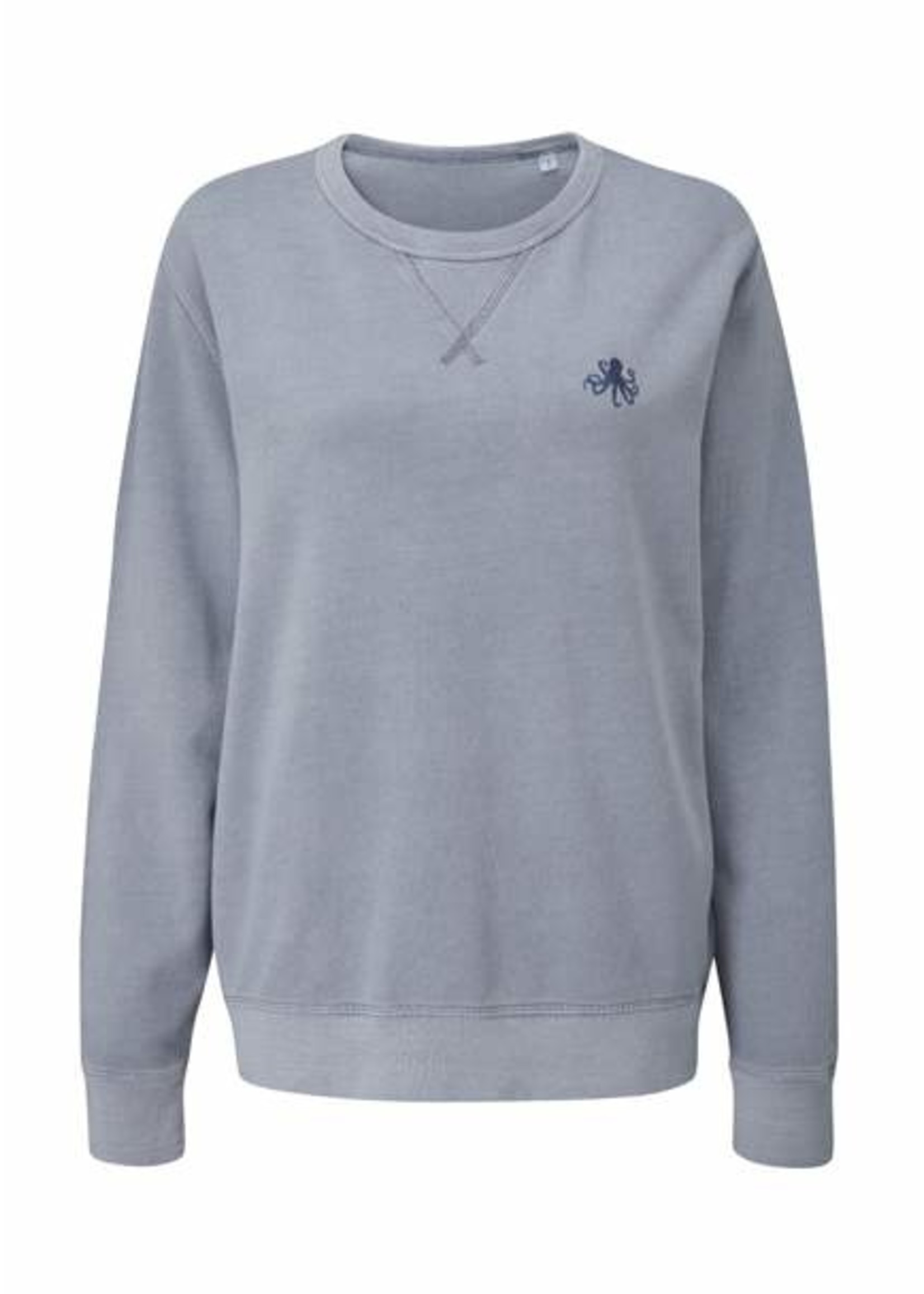 Fourth Element Fourth Element One Ocean Grey Sweater - vrouw