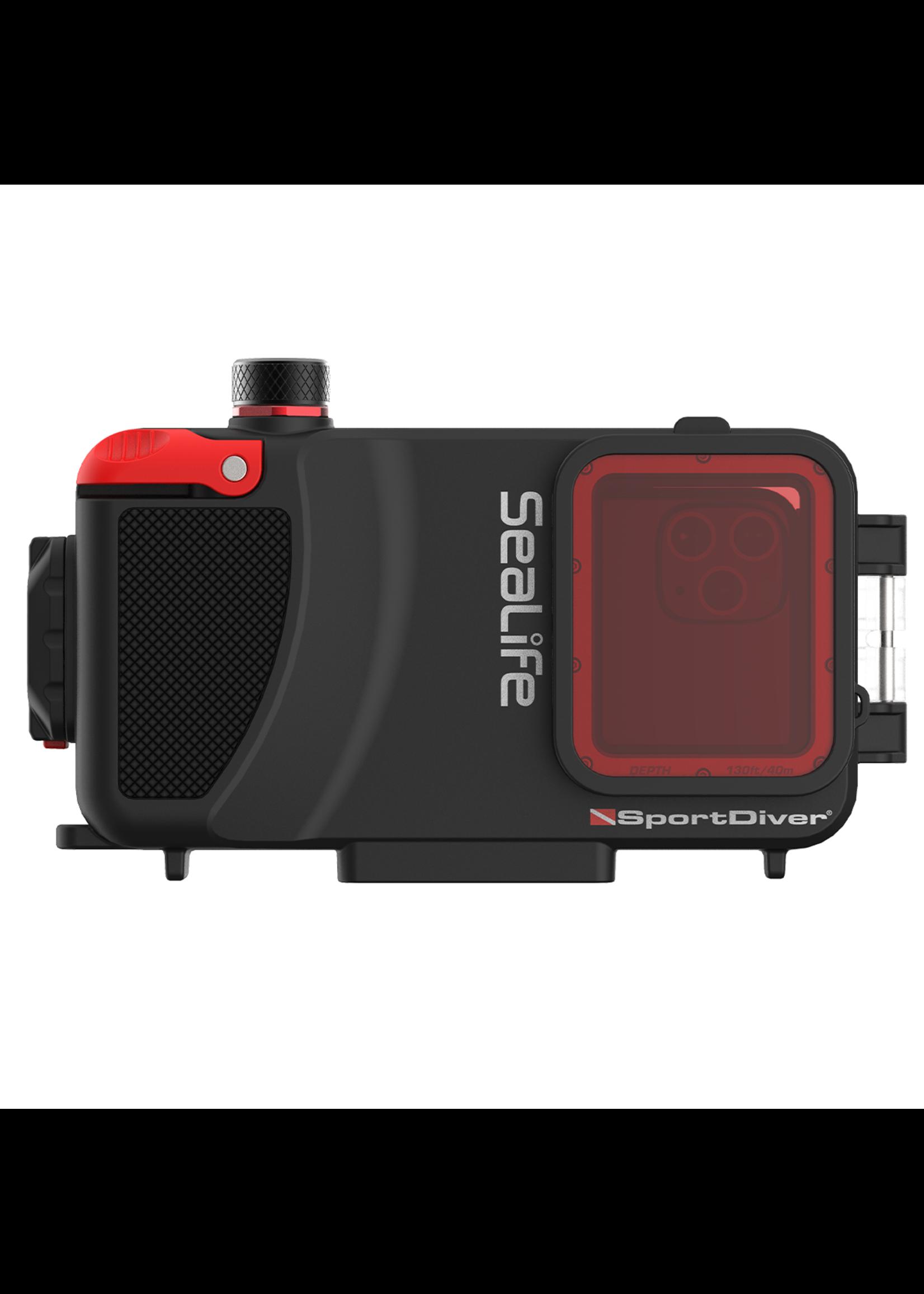 Sealife Sealife SportDiver onderwaterhuis voor iPhone