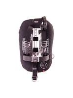 TecLine Tecline Donut 17 Zwart + DIR harness + tank belts & BP