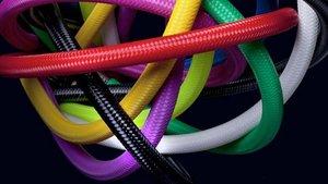 Slangen voor je inflator/manometer/ademautomaten; een ware slangenkuil