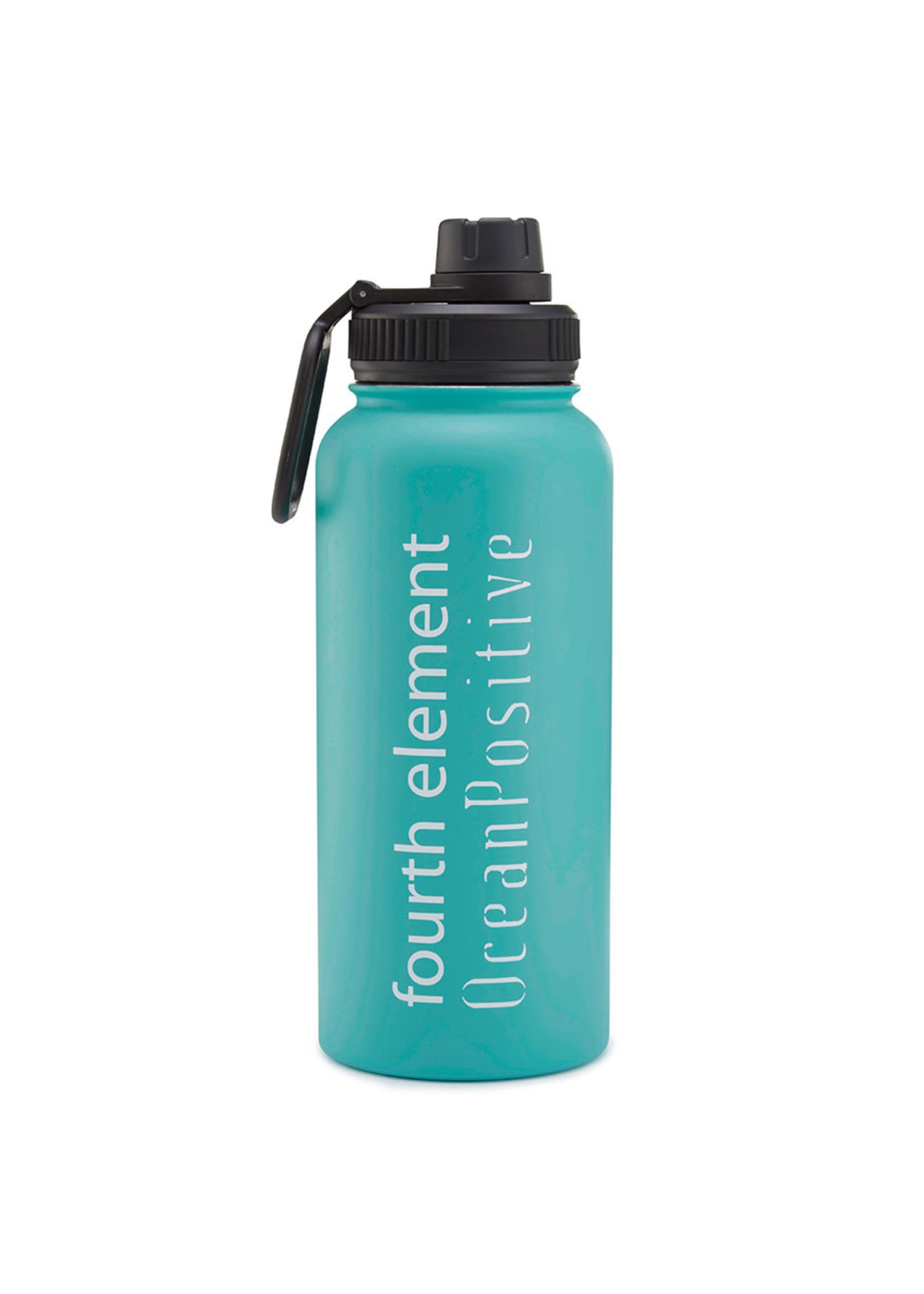 Fourth Element Fourth Element Gulper Ocean Positive Water Bottle - 900ml