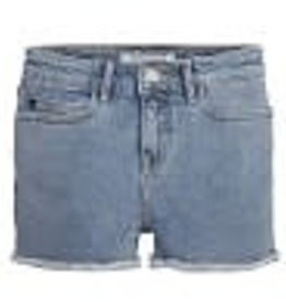Calvin Klein Europe Slim HR Short Salt Pepper Stretch