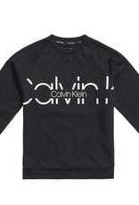 Calvin Klein Sweatshirt Black Boys