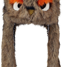 Barts Grover Earflap Heather Brown