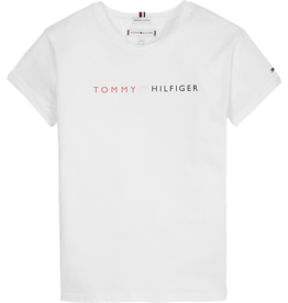 Tommy Hilfiger Essential Tommy Roll Up Tee S/S