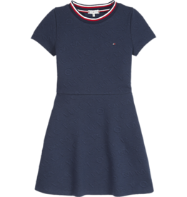Tommy Hilfiger Tommy Jacquard Skater Dress
