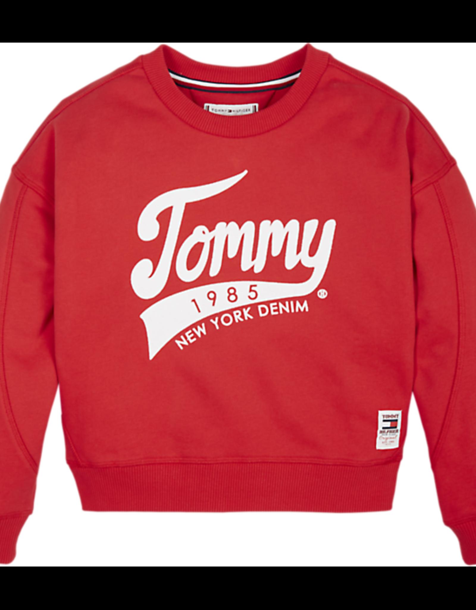 Tommy Hilfiger Tommy 1985 Crew Sweatshirt