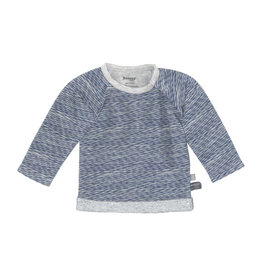 Snoozebaby Sweater Indigo Blizzard