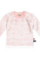 Snoozebaby Sweater Pink Blizzard