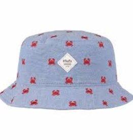 Barts Banjo Hat ( 4yrs and up) red