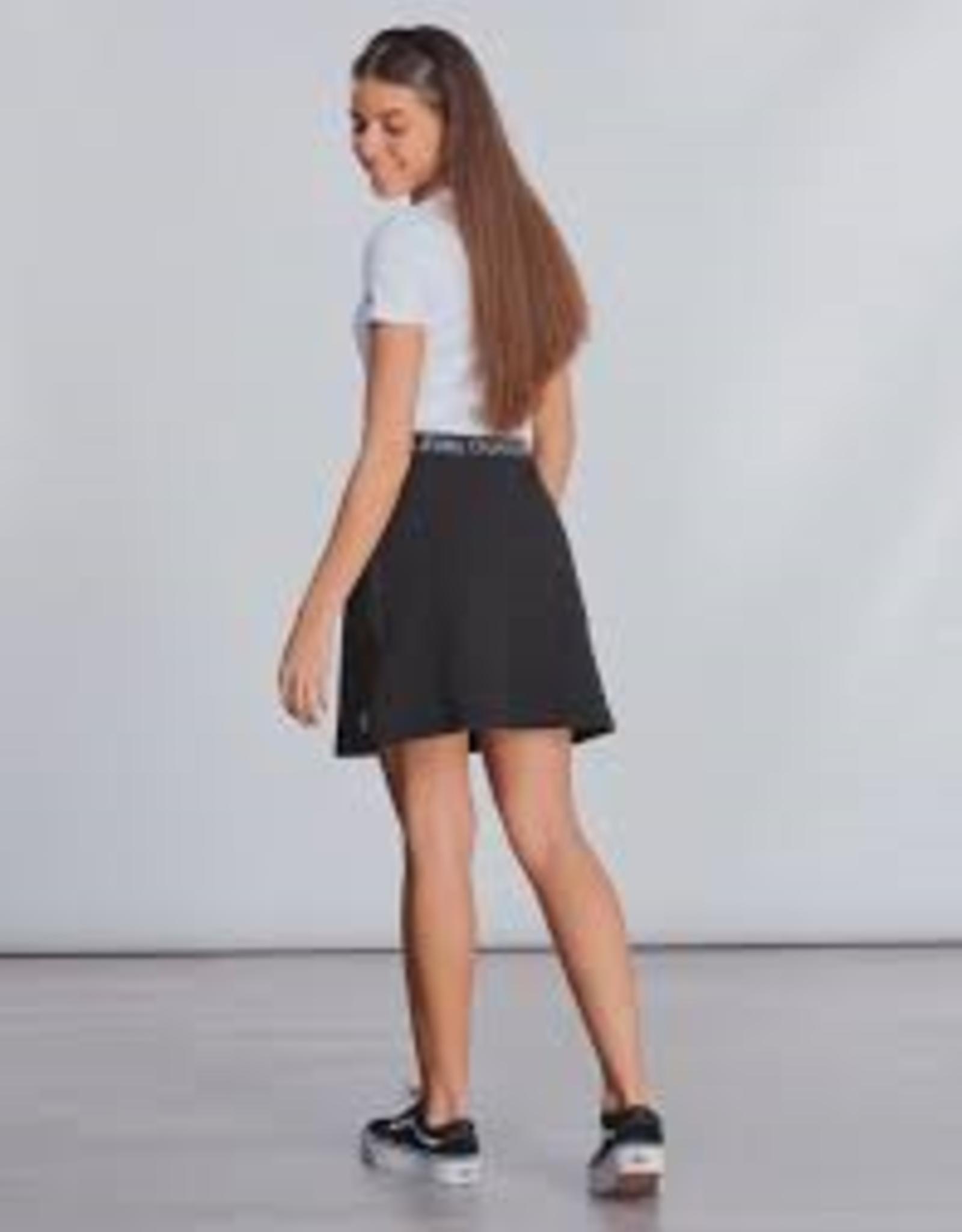 Calvin Klein Logo Waistband Skirt