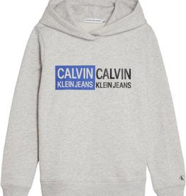 Calvin Klein Stamp Logo Hoodie