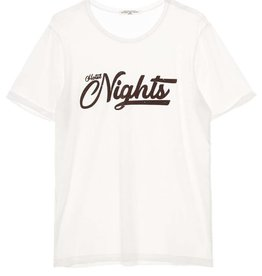 Circle of Trust Girls Magic Tee White Nights