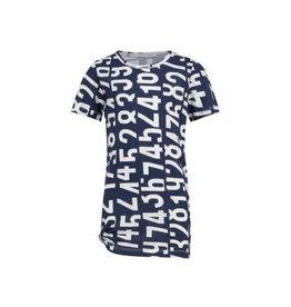 Penn & Ink N.Y. T-Shirt Korte Mouw Cijfers