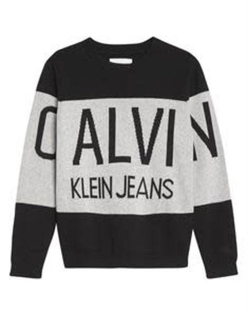 Calvin Klein Stamp Logo Sweater