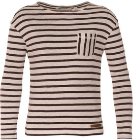 Moscow Top Striped Cotton Jersey