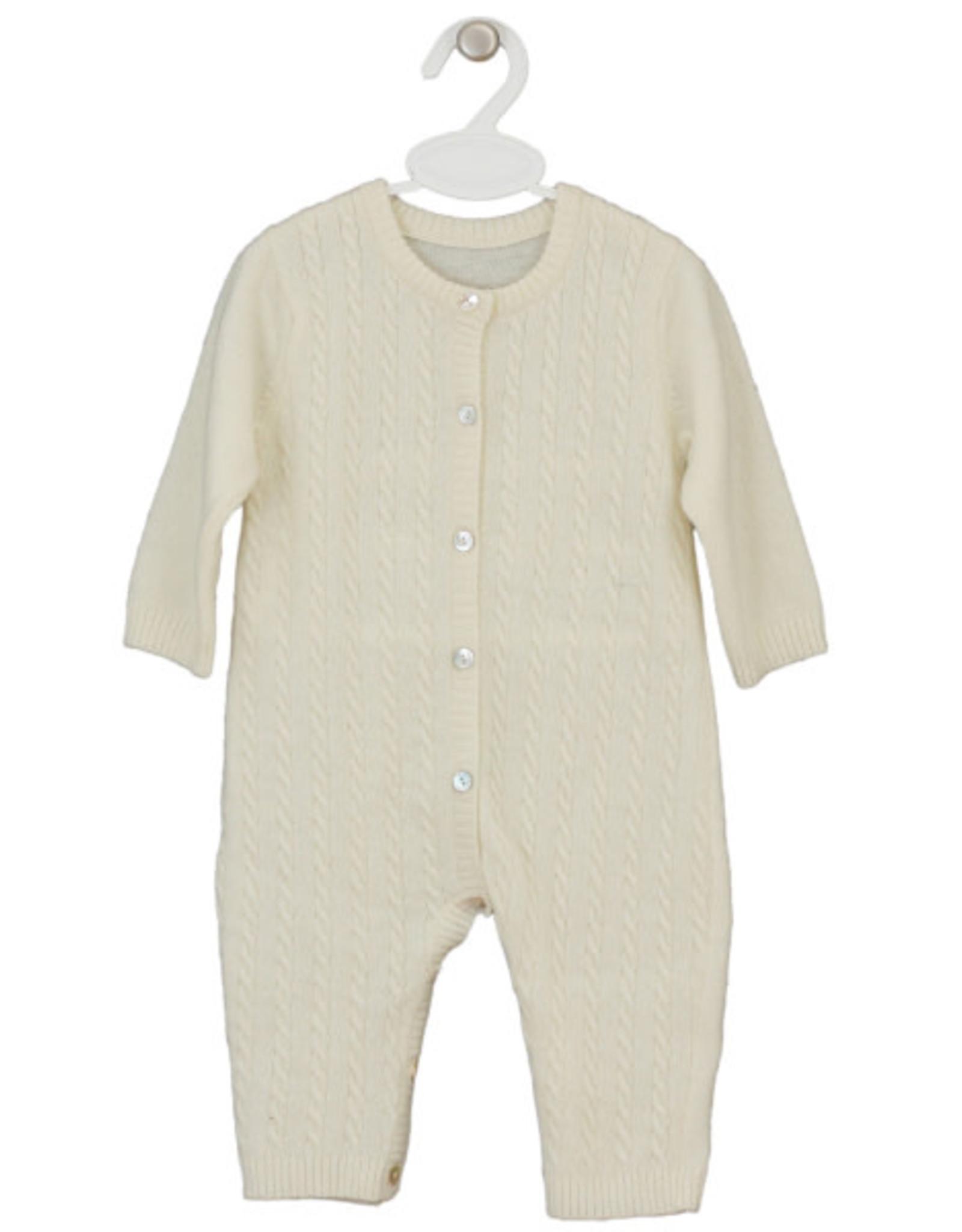 Lorita Playsuit Merino Wool 1448 G