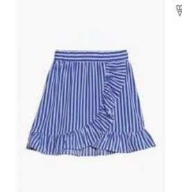 LMTD NLF KAYA SKIRT BLUE/WHITE