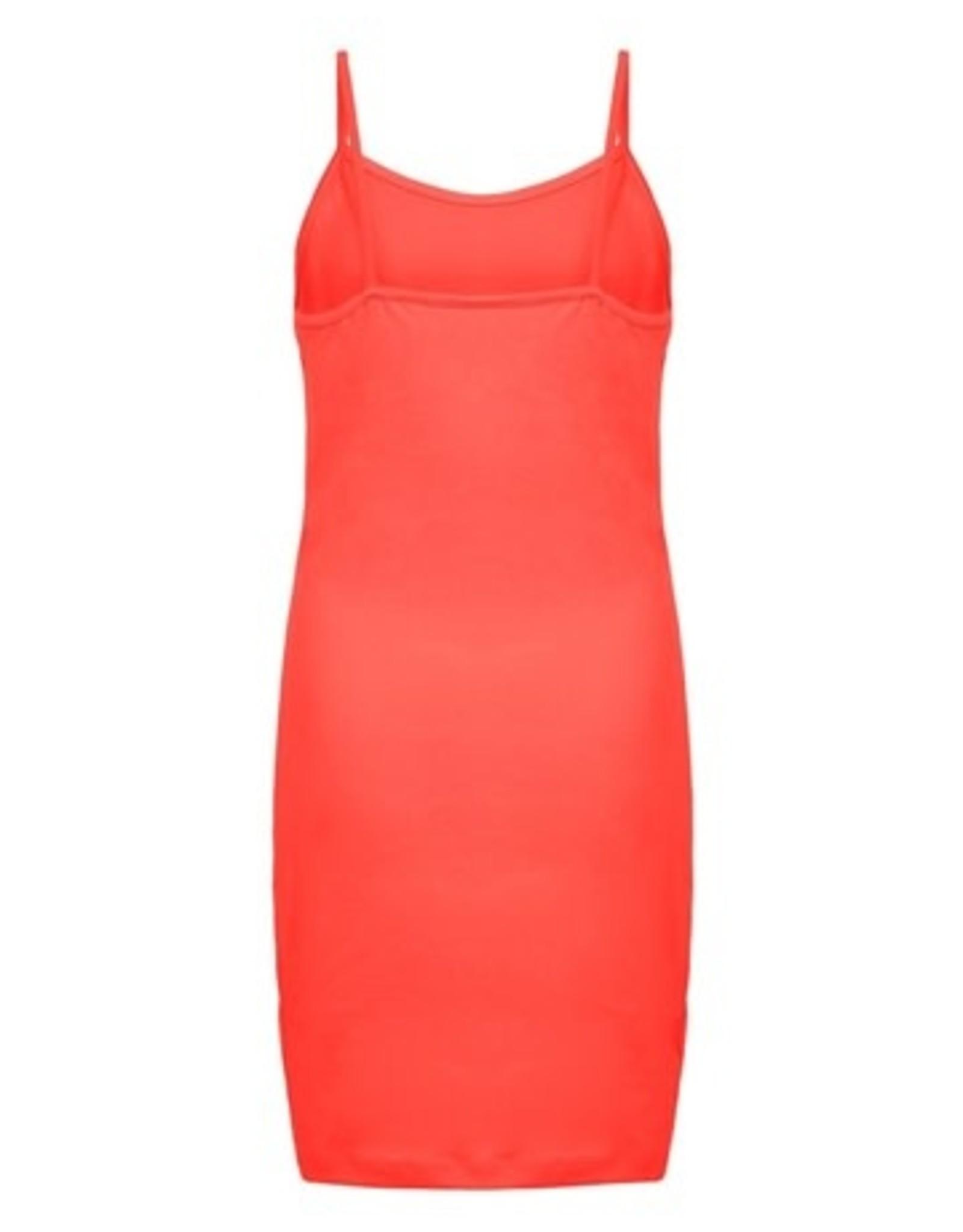 LMTD NLFHanne Strap Dress Coral