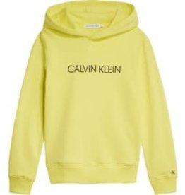 Calvin Klein Institutional Logo Hoodie