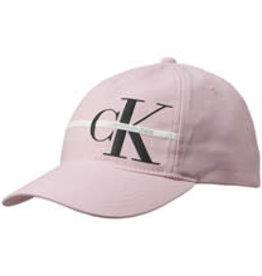 Calvin Klein Monogram Stripe cap pink L-XL