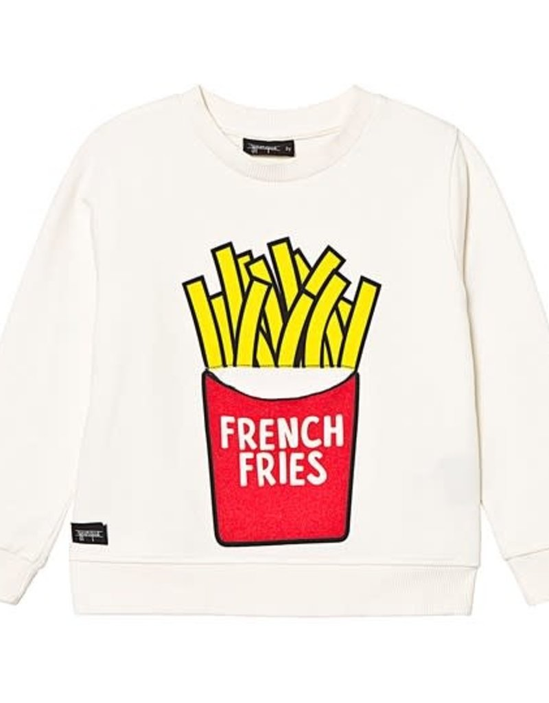 Yporque Yporque French Fries Sweater