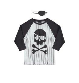 Yporque Pirate Tee Baseball